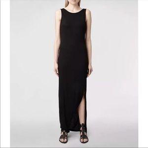 NWT All Saints • Lyra Maxi Dress